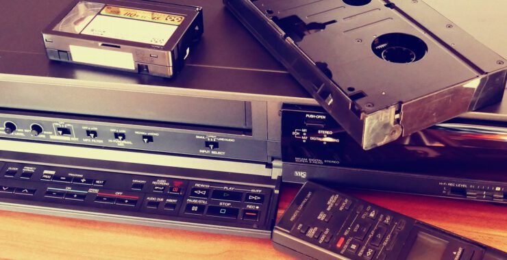 Preserving Family Memories – VCR To DVD